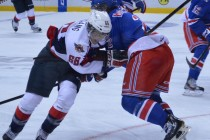 Spits Get First Home Win