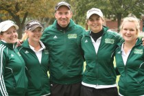 Lady Saints Golf Win OCAA Gold