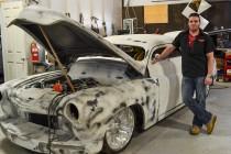 Local Shop creates custom $250,000 Car