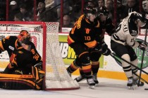 Bulls drop Spits in shootout