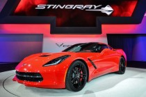 2014 C7 Corvette Stingray unveiled at North American International Auto Show