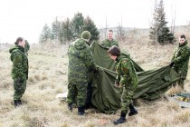 Windsor Regiment participates in winter training