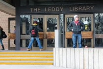 Thefts at Leddy Library