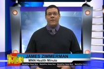 MNN Health Minute with James Zimmerman