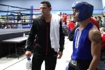 Windsor novice boxer wins gold