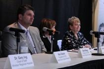 Health officials discuss super hospital