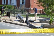 Accident on Sandwich Street gallery