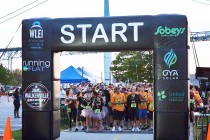 The dead rise to raise funds for cystic fibrosis.