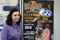 The Windsor/Essex County Humane Society presents its first Halloween walkathon