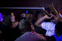 A night of hip-hop at Vanity Night Club