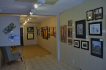 Small Gallery Helps Promote Small Artists