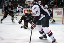 Spitfires' rookie Brown finds early offensive success