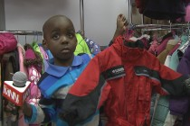 Coats for kids kicks-off