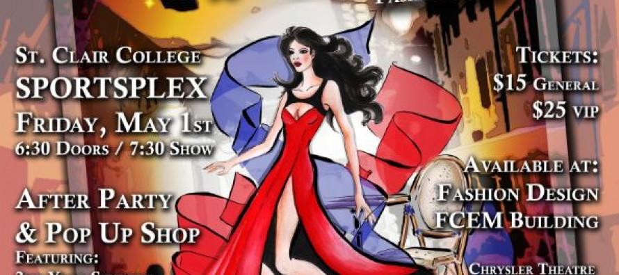 Meet Me In Paris At St Clair College The Mediaplex