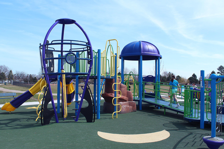 Windsor Enjoys New Themed Playgrounds