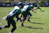 Lajeunesse drops first ever home football game