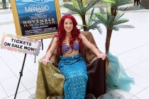 Little Mermaid Swims Into Town