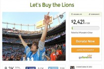 Let's buy the Lions