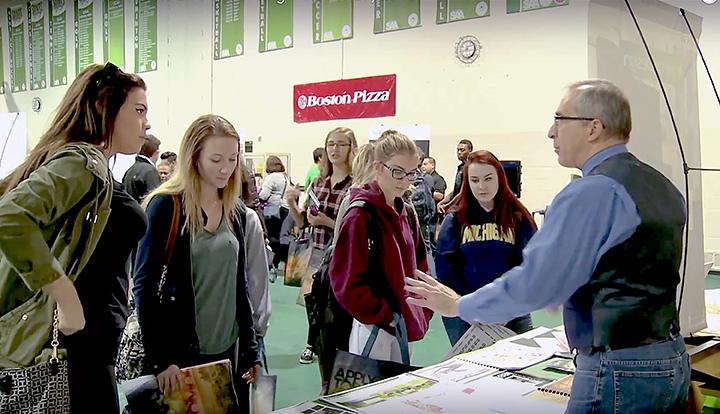 St Clair Hosts College Information Program The Mediaplex
