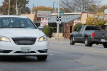 High traffic intersection worries local residents