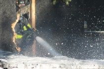 Mobile Data Terminals could reduce fire department response times