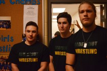 OFSAA Wrestling Championship Weigh-ins