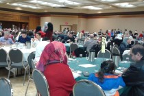 Meet and greet Syrian refugees in Windsor
