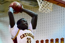 Sudanese refugee posed as 16-year-old basketball star