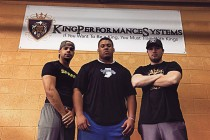 Windsor athletes commit to Kings Performance Systems