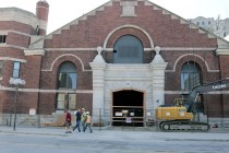 Renovations on schedule at Windsor armouries