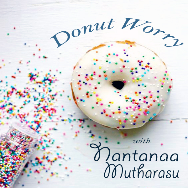Donut Worry Cover3