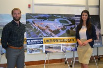 New university recreation facility proposed