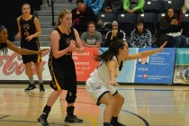 Lancers women's basketball team victorious against Waterloo Warriors