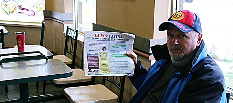 Bienvenido a La Voz Latina