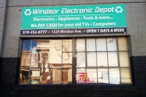 Windsorites are collecting scrap metal and old electronics to help make ends meet