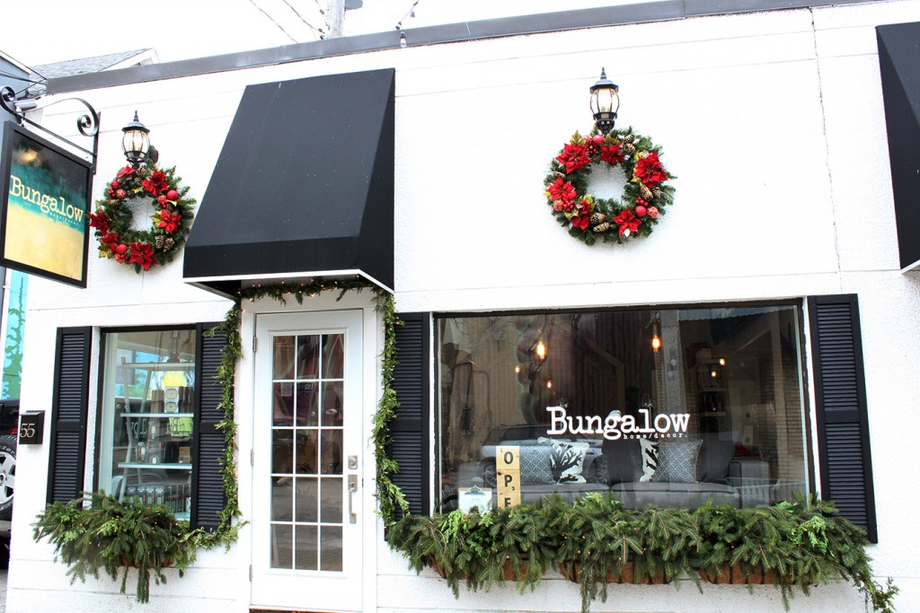 Bungalow store located on Maiden Lane. (Photo by Bela Antonio)