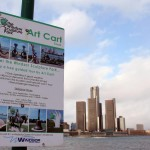 Windsor has many tourist attractions including the Windsor Sculpture Park that runs along the Detroit Riverfront.