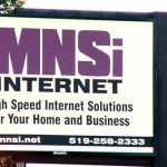 MNSi Telecom located on Tecumseh Rd. East.