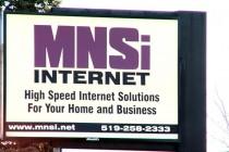 Fiber optic internet means no data caps