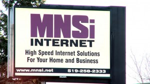 MNSi Telecom located on Tecumseh Rd. East.