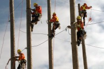 Powerline technician program gets zapped with cash