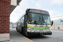 Transit upgrades mean talking buses