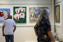 Gibson Gallery exhibits Canada 150 juried art show