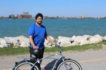 Windsor cyclist's take notice of bike thefts
