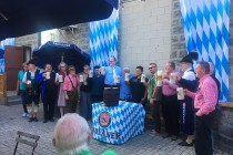 German culture embraced through Oktoberfest