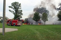 Lacasse Park fire causes over $400,000 in damages