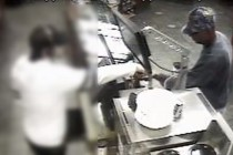 Customer pays for a drink, allegedly robs Tim Hortons