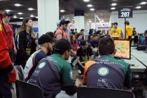 Saint's eSports Debut