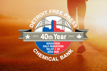 It is not a sprint, it is Detroit's Free Press Chemical Bank Marathon