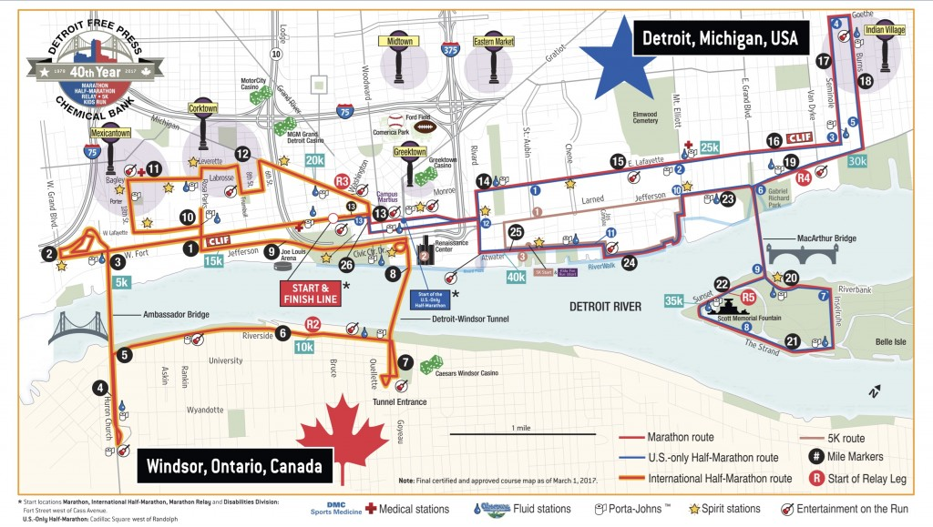 Map of full marathon courtesy of freepmarathon.com.